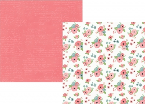 Papel Sweetheart - Romance - Simple Stories