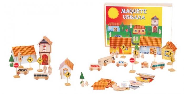 SC - Maquete Urbana
