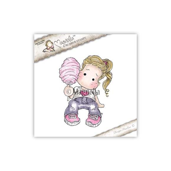 Carimbo Magnolia CT - Cotton Candy Tilda *Entrega Prevista Início Junho