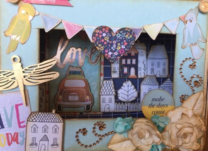 Caixa Love House - Cia Design