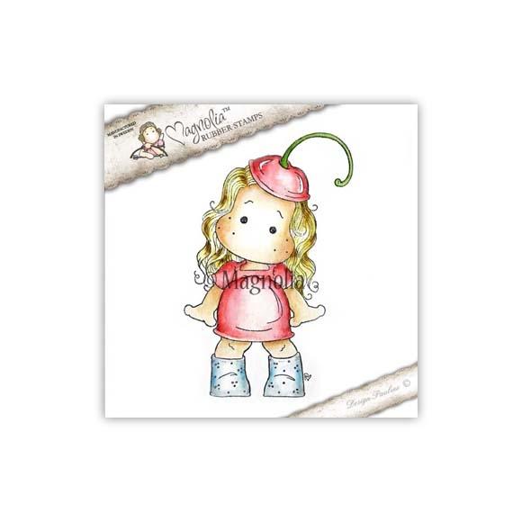 Carimbo Magnolia FS - Cherry Tilda *Entrega Prevista Início Junho