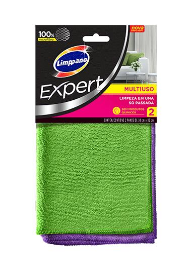 Expert Multiuso Limppano 30x32cm - 2 panos