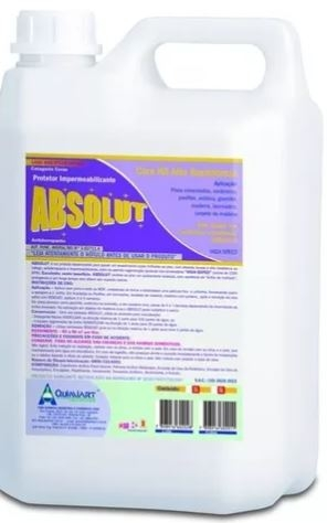 Absolut Prot Impermeab super brilho Quimiart 5L