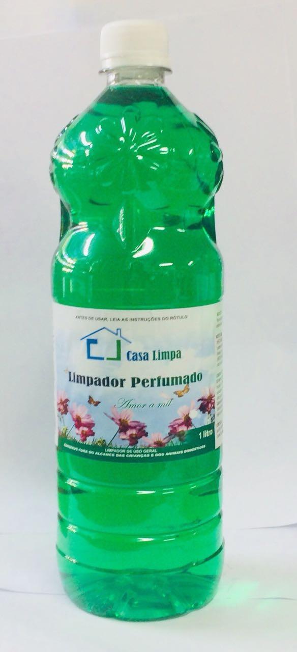 LIMPADOR PERFUMADO CARINHO 1L CLIMPA