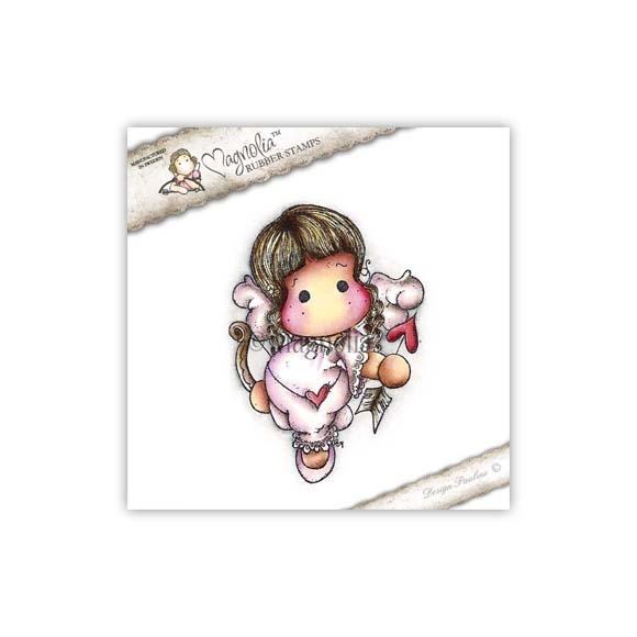 Carimbo Magnolia - Cupid Angel Tilda