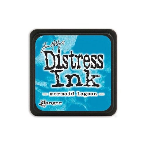 Mini Carimbeira Distress Ink Tim Holtz - Mermaid Lagoon