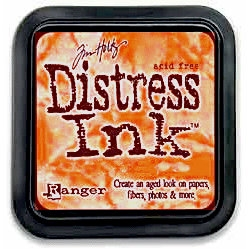 Carimbeira Distress Ink Tim Holtz - Spice Marmalade