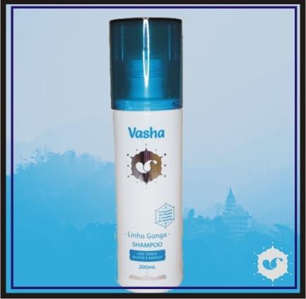 Shampoo Branco Linha Ganga