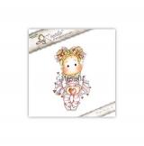 Carimbo Magnolia LC - Clown Tilda