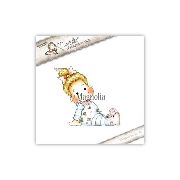 Carimbo Magnolia LC - Tilda Clown