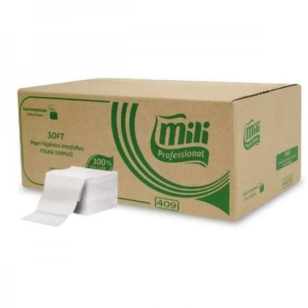 Papel higienico cai cai soft Mili 100% 10x20