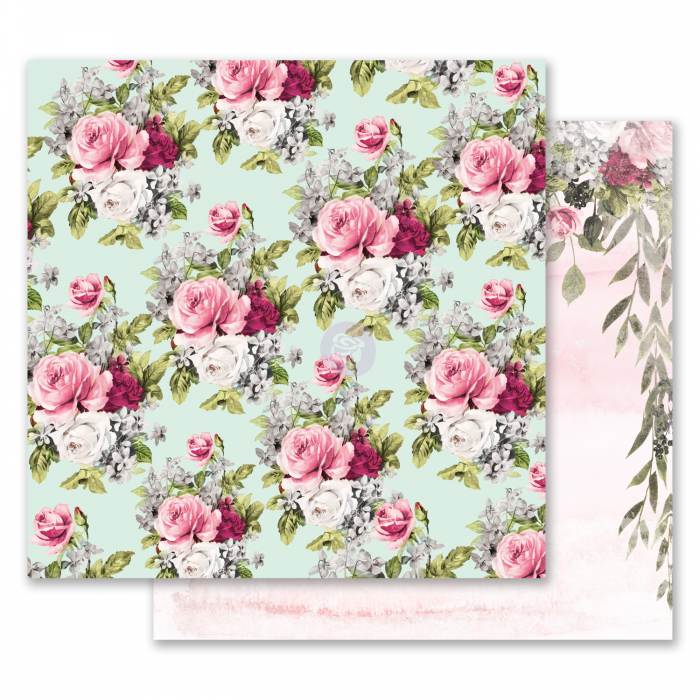 Misty Rose Collection - Papel Flowers For Her - Prima Marketing