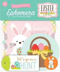 Papel Easter Ephemera - Páscoa - Echo Park