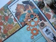 Álbum Steampunk - Graphic 45