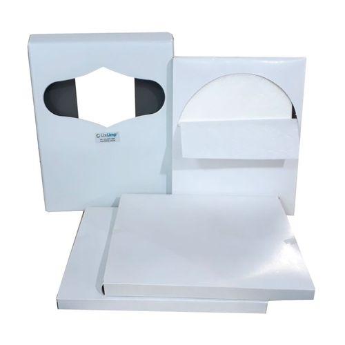 Dispenser para Assento Sanitário Branco