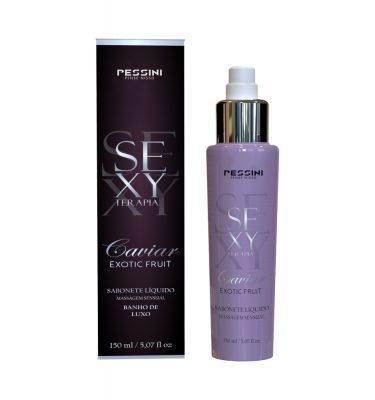 Sabonete Líquido Caviar - Sexyterapia