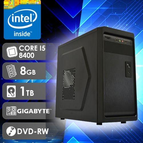 COMPUTADOR NFX PC I5 8400 8GB 1TB - 281TG - LINUX