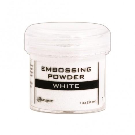 Pó de Emboss White /Branco