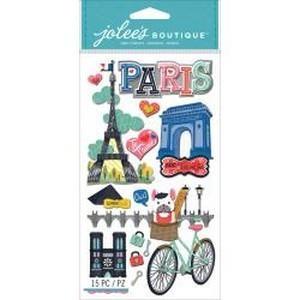 Adesivo Paris Jolee´s