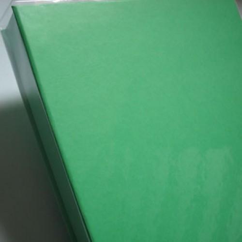 Álbum p/ Scrapbook Verde M