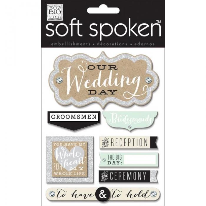 Adesivo Wedding / Casamento