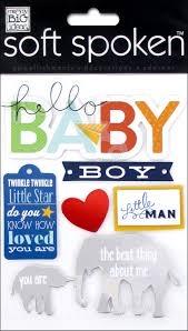 Adesivo Helllo Baby Boy