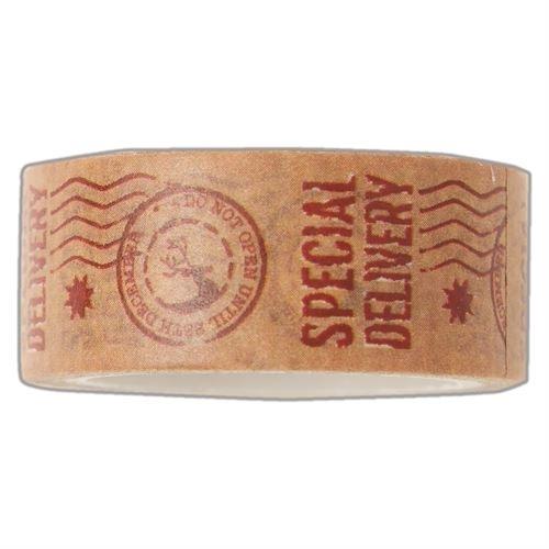 Washi Tape - Fita Adesiva Special Delivery
