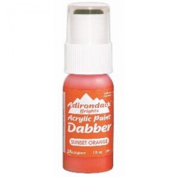 Tinta Acrílica Dabber Sunset Orange / Laranja