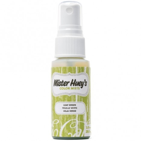 Color Mister Huey´s Leaf Green / Verde Folha