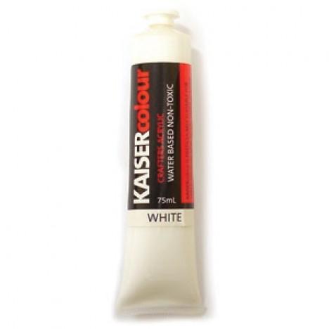 Tinta Acrílica White / Branca