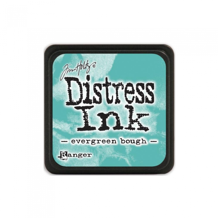 Mini Carimbeira Distress Ink Tim Holtz - Evergreen Boush