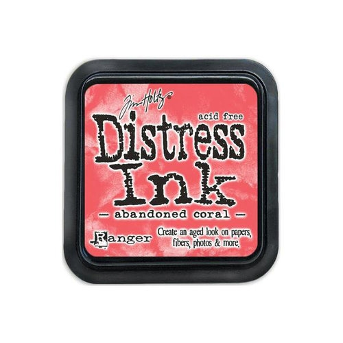 Mini Carimbeira Distress Ink Tim Holtz - Abandoned Coral