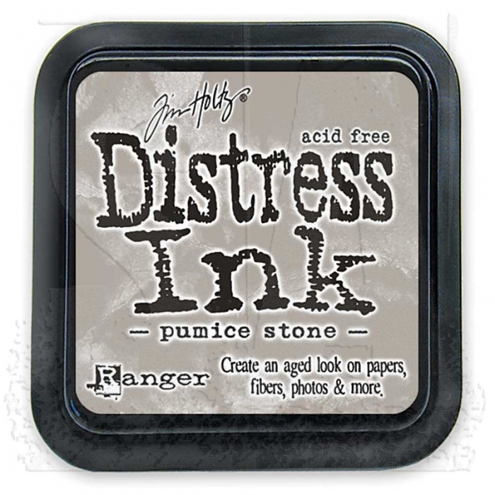 Carimbeira Distress Ink Tim Holtz - Pumice Stone