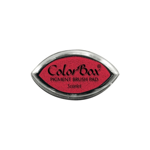 Carimbeira ColorBox Scarlet Cat's Eye Ink Pad
