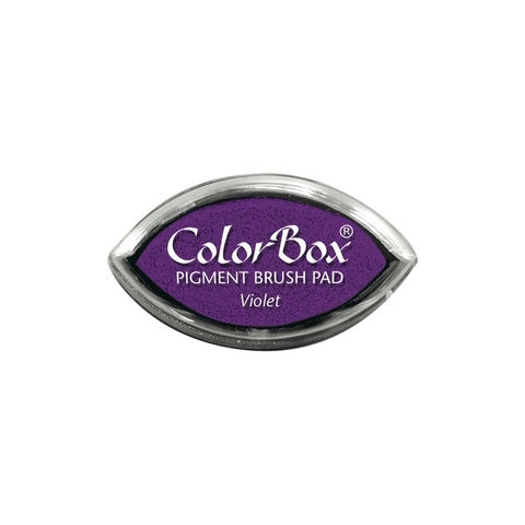 Carimbeira ColorBox Violet Cat's Eye Ink Pad