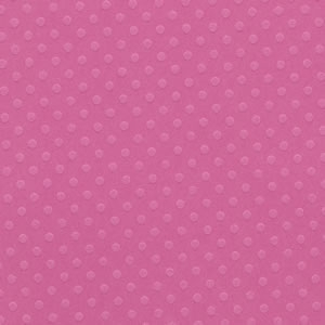 Papel Cardstock Bazzill Dotted Swiss Ballet