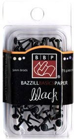 Brads Black Tie / Preto Cinza