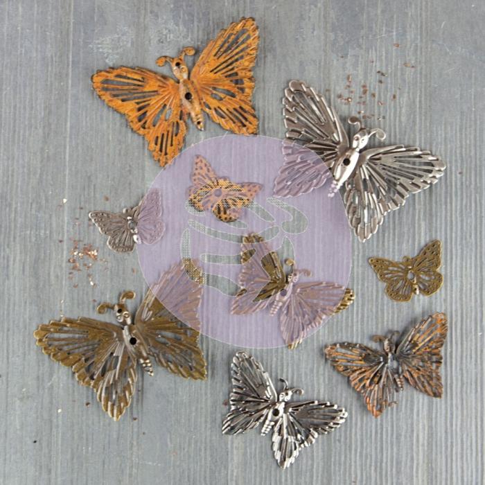 Mechanicals - Grungy Butterflies