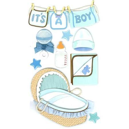 Adesivo Baby Boy Jolee´s