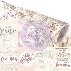 Love Story Collection - Papel Notes That Last Forever - Prima Marketing