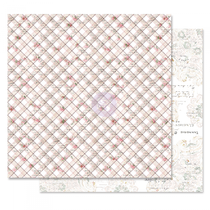 Lavender Frost Collection - Papel Hidden Truth - Prima Marketing