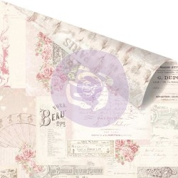 Love Story Collection - Papel Memories Left in Notes - Prima Marketing