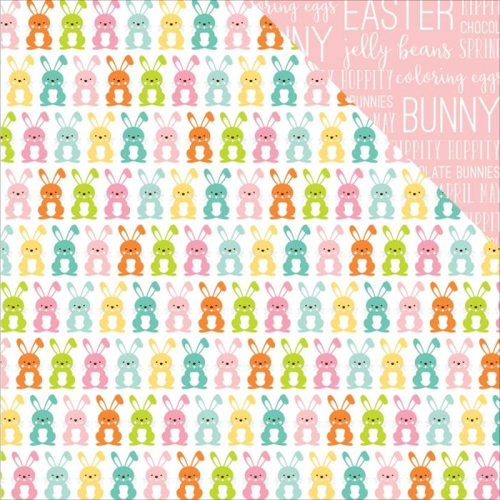 Papel Easter Bunny Hope / Páscoa