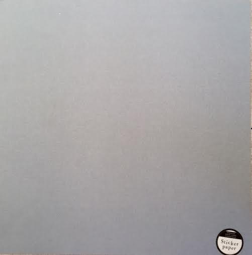 Papel Cardstock Adesivo Ocean