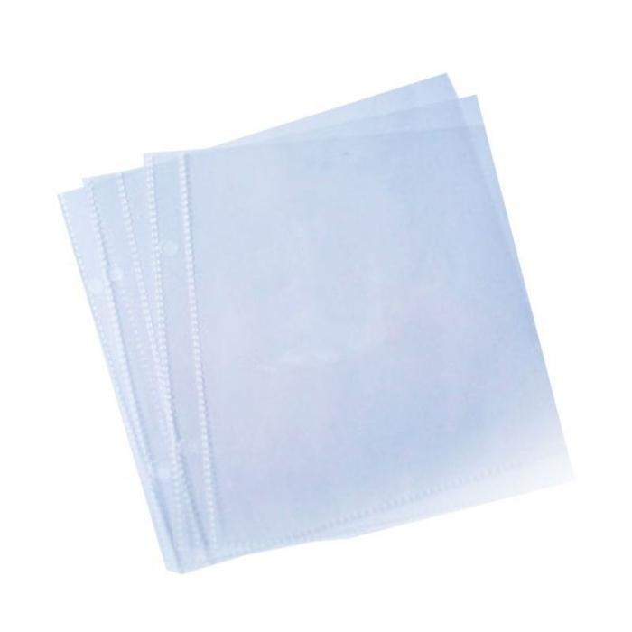 Refil Plástico P/ Álbum P