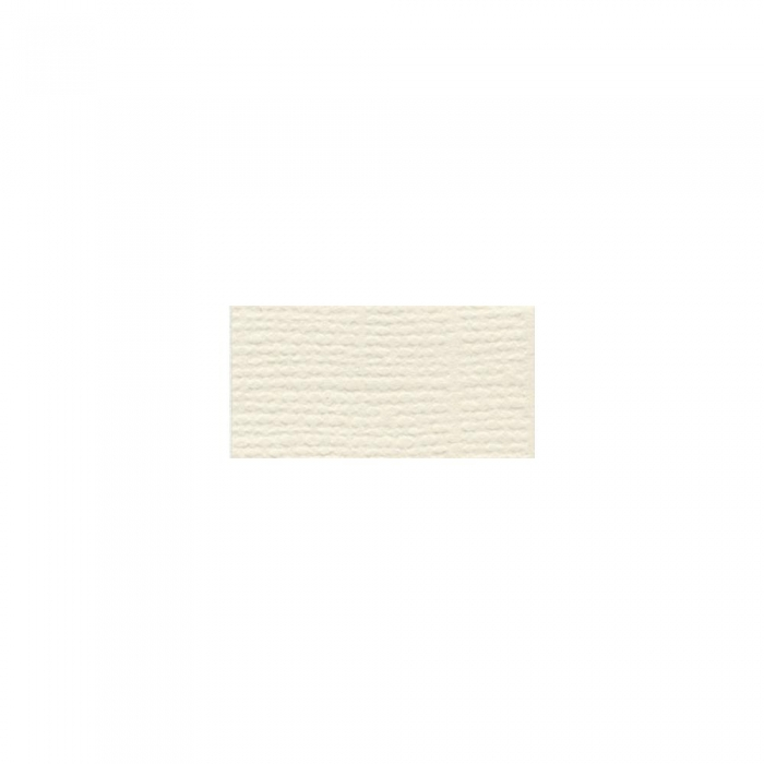 Papel Cardstock Bazzill French Vanilla / Creme