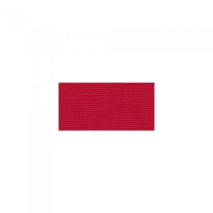 Papel Cardstock Bazzill Red / Vermelho