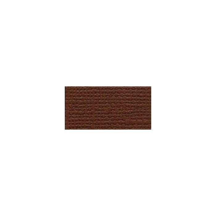 Papel Cardstock Bazzill Truffle / Marrom