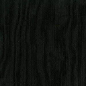Papel Cardstock Bazzill Raven / Preto
