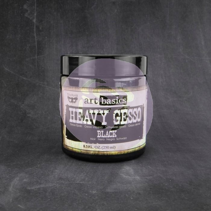 Art Basics - Heavy Gesso - Black